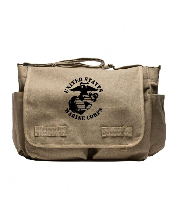 United Army Heavyweight Messenger Shoulder