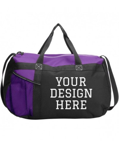 Custom Cheer Duffel Bags Gemline