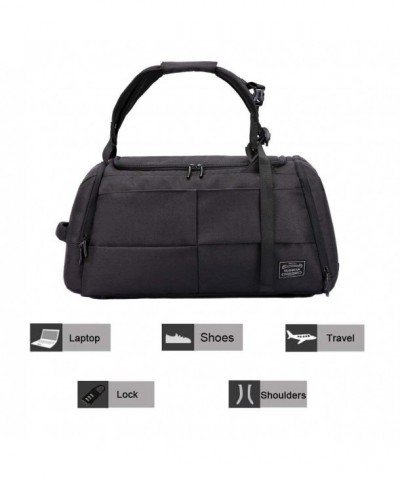 Sports Duffel Luggage Water resistant Lightweight