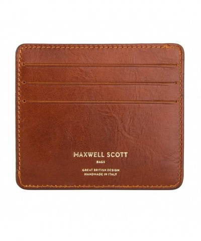 Maxwell Scott Luxury Leather Credit