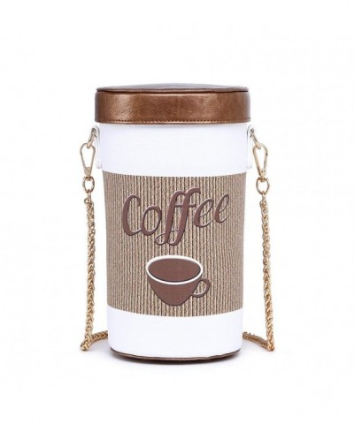 Hearty Trendy Coffee Crossbody Shoulder