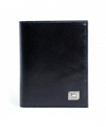 RFID Wallet Genuine Leather Stronghold