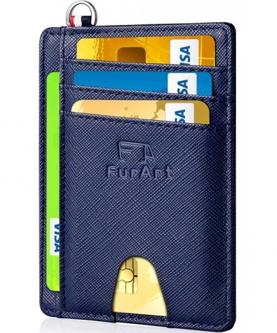 FurArt Minimalist Blocking Leather Wallets