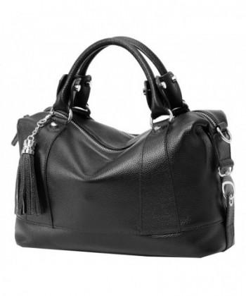 Leather Shoulder Womens Handle Handbags