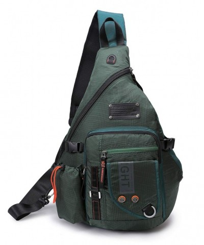 DDDH Crossbody Backpack 14 1 Inch Daypack