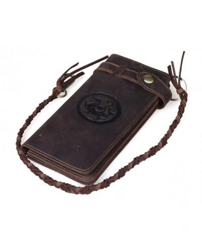 Tiding Genuine Leather Wallet Vintage