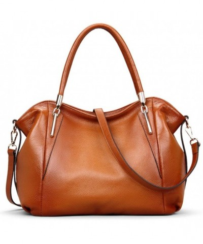 Genuine Leather Handbags Fashion Shoulder