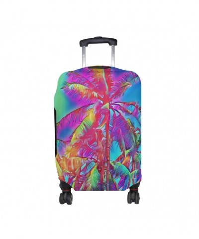 Abstract Beach Luggage Suitcase Protector