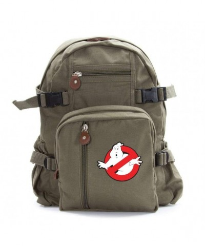 Ghostbusters Sport Heavyweight Canvas Backpack