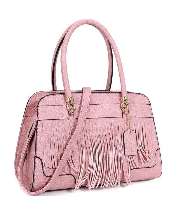 Designer Fringe Tassels Shoulder satchel