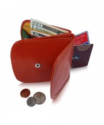Tangelo Folding LEATHER Minimalist Wallet