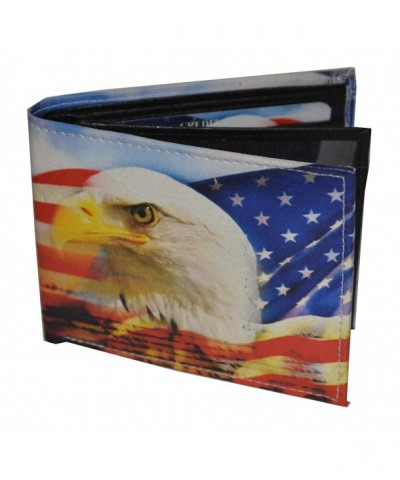 Bifold Exotic Picture America printed