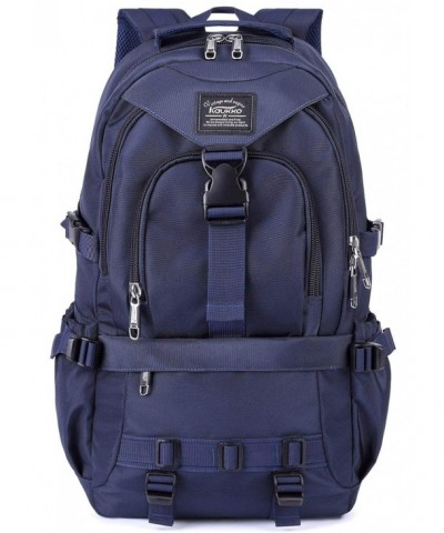 KAUKKO Backpack Rucksack Polyester Multifunction