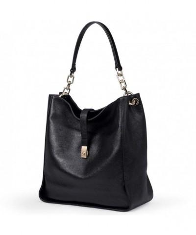 Genuine Leather Handbags Supple Shoulder