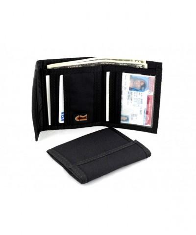 Credit Bifold Nylon Wallet Protection