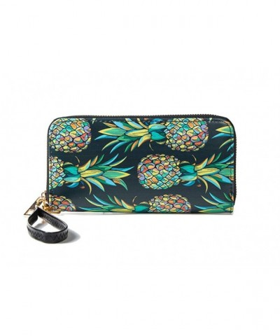Pulama Wallet Printed Capacity Pineapple x