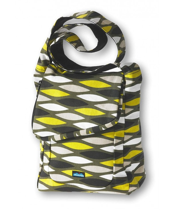 KAVU Womens Secret Squirrel Shoulder