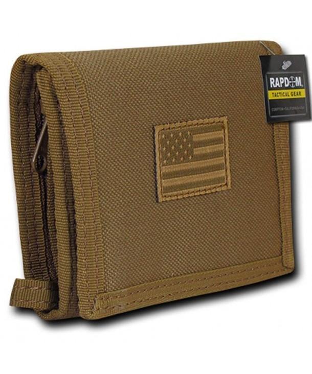 RapDom Coyote American Tactical Tri Fold