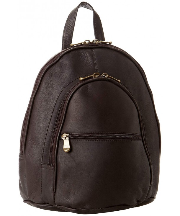 David King Double Compartment Backpack