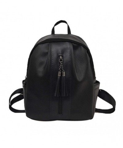 Creazrise Backpack WomenS Leather Shoulderbags
