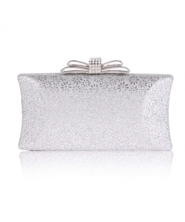 Damara Hardcase Glitter Cut out Allover