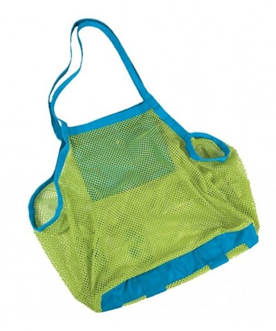 Mengshas Beach Totes Green Blue Adults