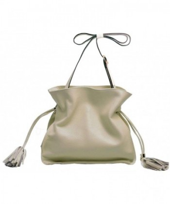 Hereby Leather Shoulder Handbag Satchel