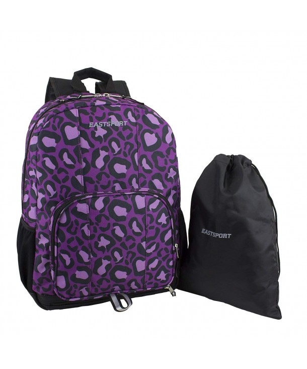 Eastsport Classic Backpack Free Drawstring
