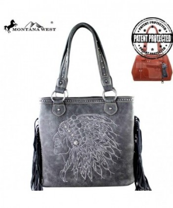 MW331G 8014 Montana West Collection Bag Grey