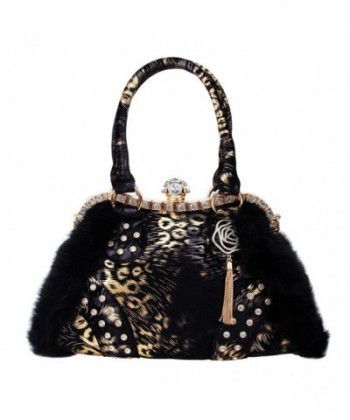 Fawziya Spherical Crystal Handbags Shoulder