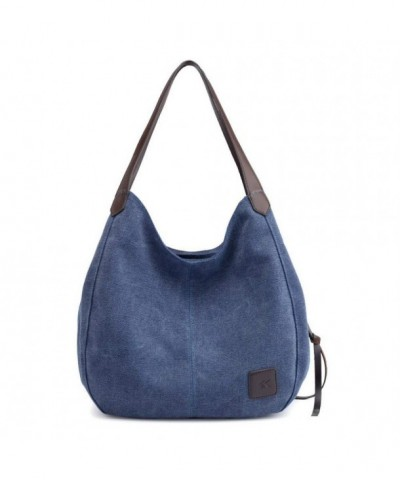 Fashion Canvas Shoulder Casual Handbag