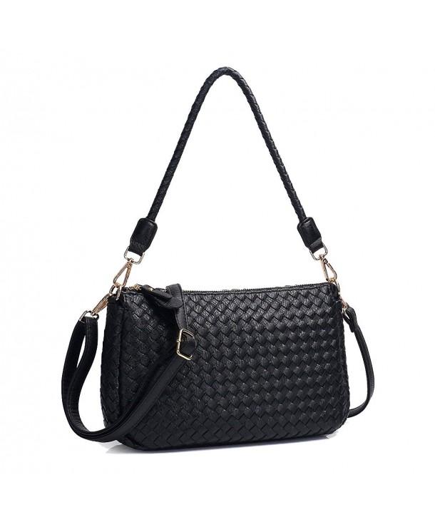 Jeelow Crossbody Shoulder Handbag Leather