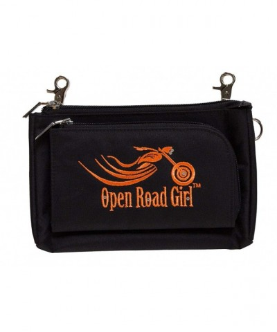 Open Road Girl Womens Crossbody