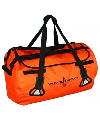 ADVANCED ELEMENTS All Weather Duffel Orange