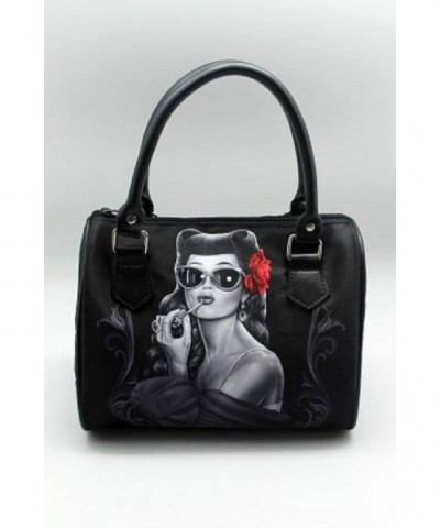 DGA Angels Rockabilly Glamorous Handbag