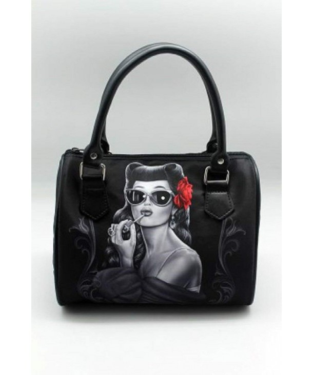 DGA Angels Rockabilly Glamorous Handbag