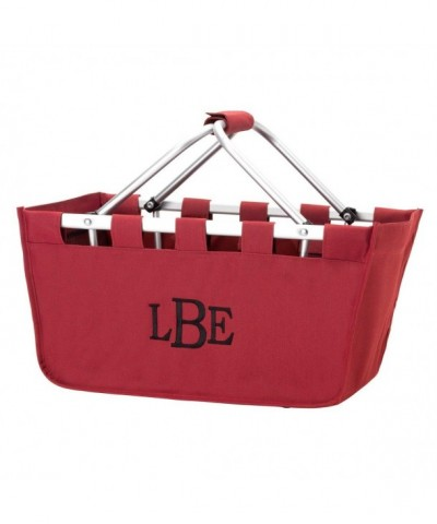 Personalized Reusable Shopping Market Organizer