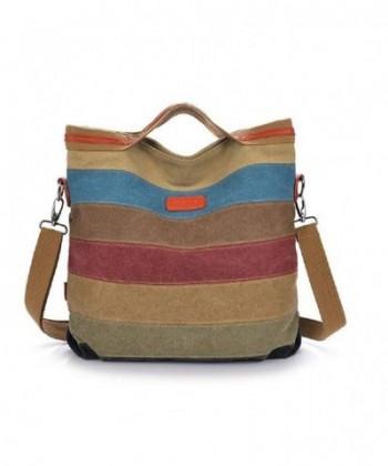 Nasis Fashion Striped Shoulder AL4049