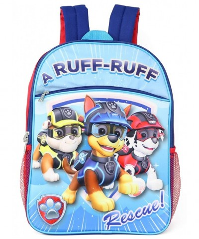 Nickelodeon Paw Patrol Backpack Molded