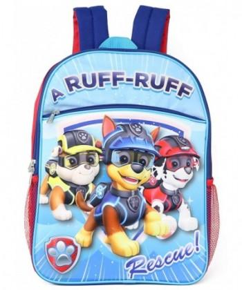 Nickelodeon Paw Patrol Backpack Molded