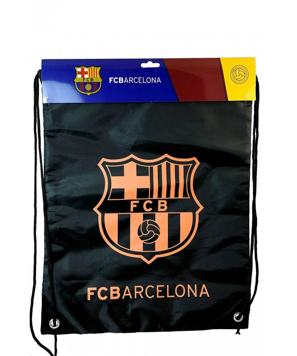 cff112741 FC Barcelona Authentic Official Licensed Soccer Drawstring Cinch ...