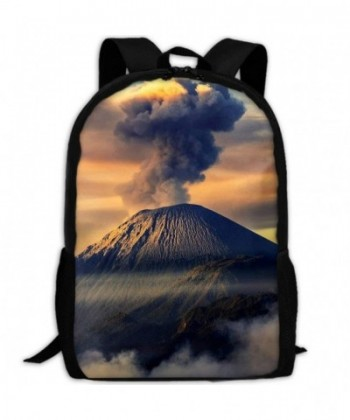 Volcano Backpack Lightweight Shoulder Daypacks