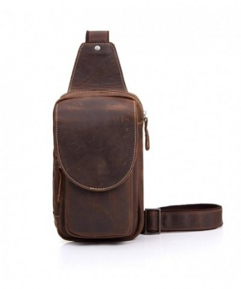 Geremen Genuine Leather Shoulder S8067