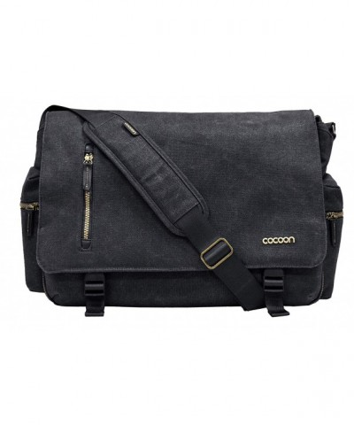 Cocoon Innovations Adventure Messenger MMB2704BK