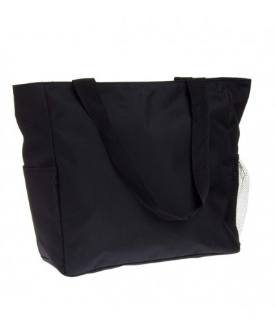 Print Shopper Beach Solid Black