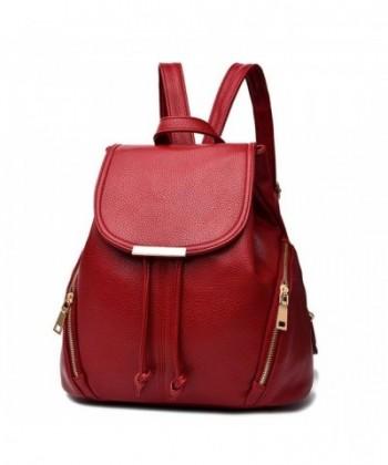 Hynbase Fashion Backpack Drawstirng Shoulder