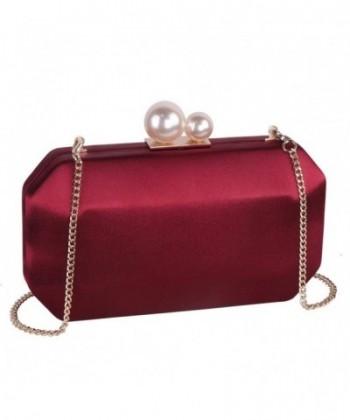 Handbags Closure Crossbody Hardcase Evening