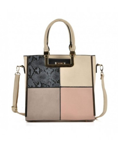 Sally Young Handbags Shoulder Handbag Grey