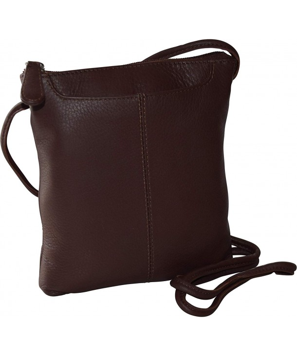 Pielino Womens Genuine Leather Crossbody