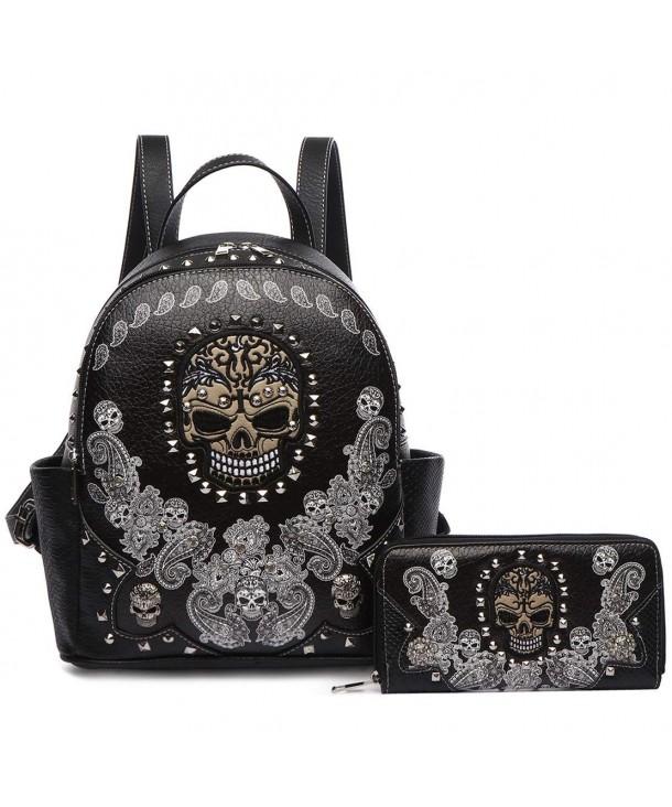 Fashion Backpack Python Daypack Shoulder
